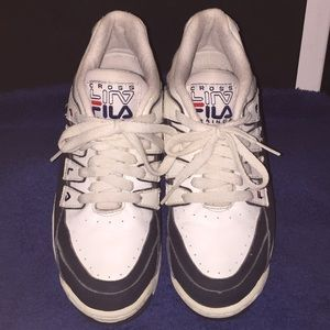 FILA Rare Vintage Cross Trainers Sneakers